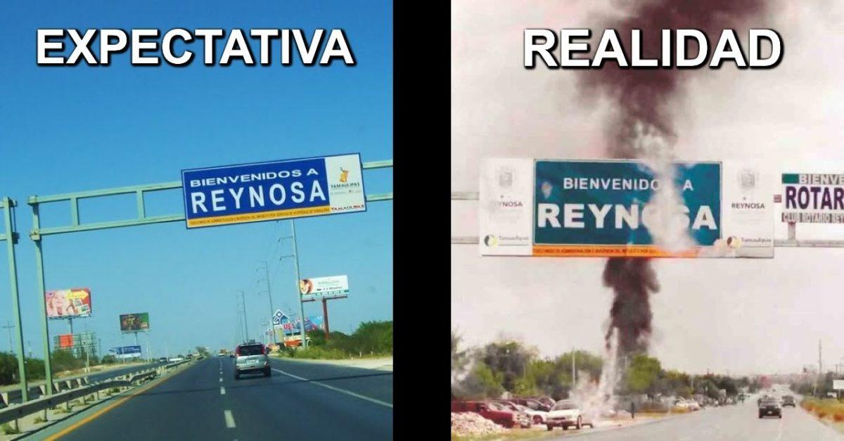 Enfrentamiento en Reynosa y Camargo