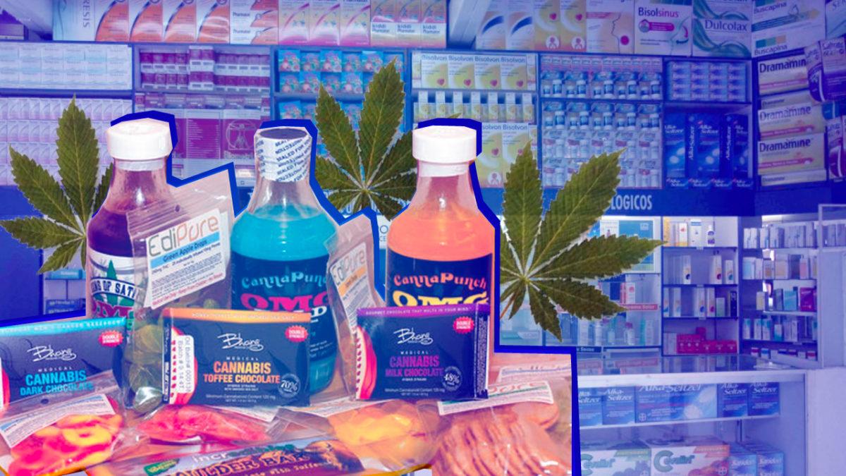 38 productos con marihuana serán vendidos en farmacias mexicanas