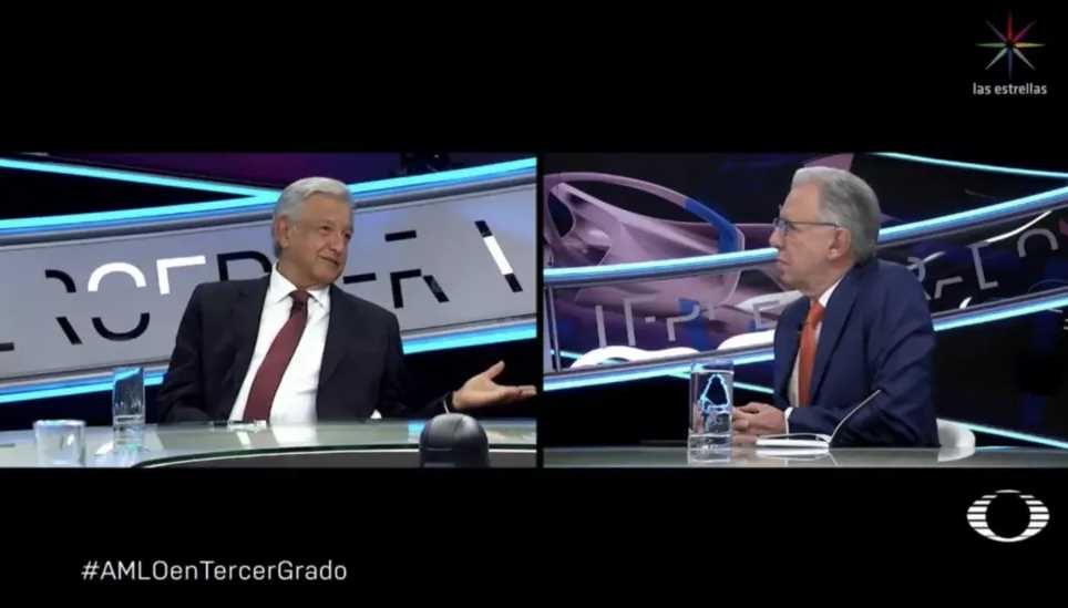 AMLO en Tercer Grado (Video en vivo)